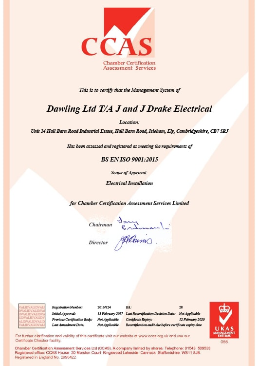 ISO 9001:2017